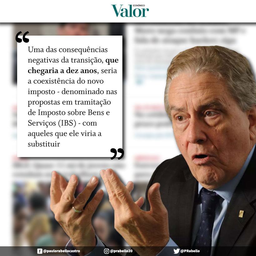 Reforma Tributária do Instituto Atlântico é destaque na mídia