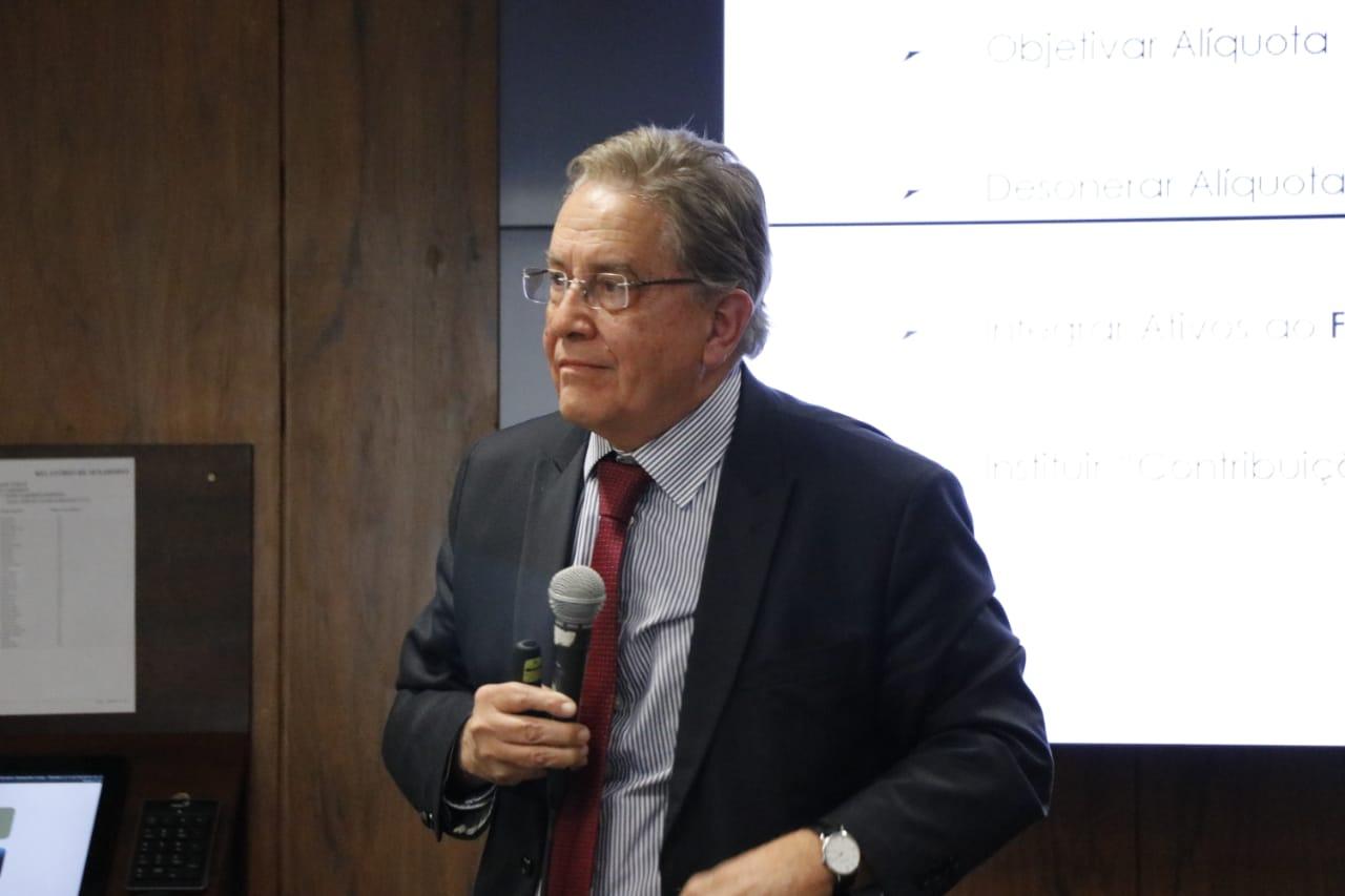 Paulo Rabello de Castro participa da Comissão da Reforma Tributária
