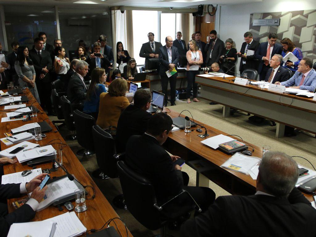 Proposta de Reforma Tributária do Atlântico é apresentada aos parlamentares