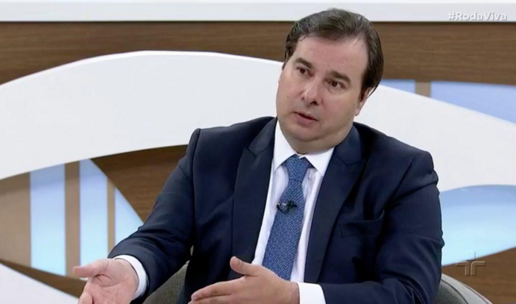 Maia critica imposto proposto por Guedes